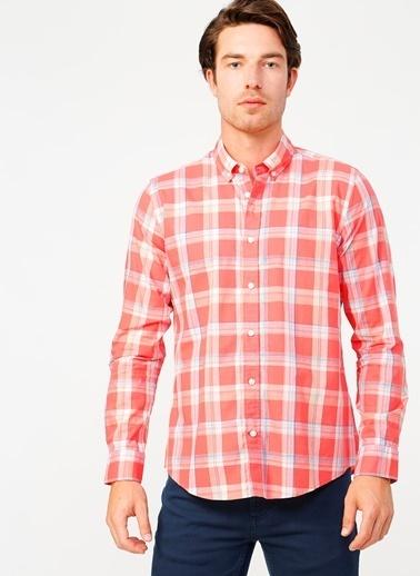 George Hogg Gömlek Kırmızı